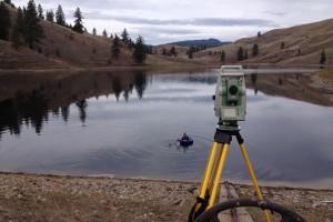 Brent Lake Dam